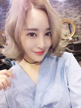上海发型颜色搭配哪里好?上海外国人发色哪里染的好?图片