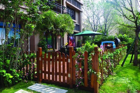 一楼庭院-碧桂园私家花园 把生活过成诗